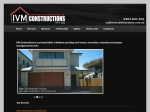 View More Information on IVM Constructions Pty Ltd