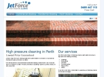 View More Information on Jetforce High Pressure Cleaning