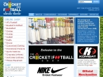 View More Information on The Cricket & Football Shop
