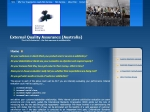 View More Information on External Quality Assurance