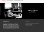 View More Information on Andrew Webb