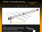 View More Information on All Clear TV & Antenna Services