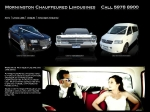 View More Information on Mornington Chauffeured Limousines