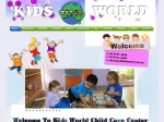 View More Information on Kids World Child Care Centre