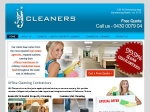 View More Information on JNJ Cleaners