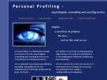 View More Information on Personal Profiling