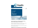 View More Information on Aquafix Plumbing Services Pty Ltd