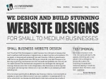 View More Information on Jack Woodward Web Development