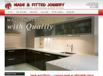View More Information on Made & Fitted Joinery