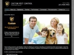 View More Information on Custom Pest Control