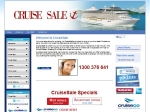 View More Information on Cruise Sale