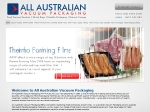 View More Information on All Australian Vacuum Packaging