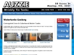 View More Information on Auzzie Wrinkly Tin Tanks