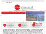 View More Information on MCS Secretarial