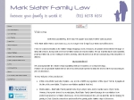 View More Information on Mark Slater Family Law