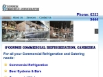 View More Information on O'Connor Commercial Refrigeration