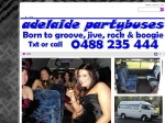 View More Information on Adelaide PartyBuses