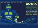 View More Information on Sonix Family Entertainment