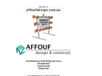 View More Information on Affouf Design & Construct