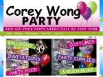 View More Information on Corey Wong