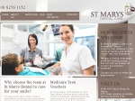 View More Information on St Marys Dental Care