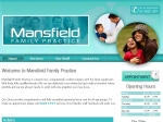View More Information on Mansfield Family Practice