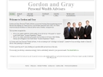 View More Information on Gordon and Gray Personal Wealth Advisers