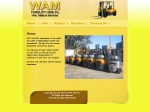 View More Information on WAM Forklift Hire