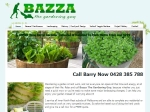 View More Information on Bazza The Gardening Guy