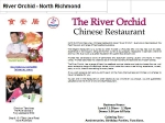 View More Information on The River Orchid Chinese Restaurant