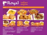 View More Information on Royal Indian Cuisine