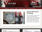 View More Information on Vulcan Electrical & Plumbing Services