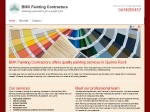View More Information on BMK Painting Contractors