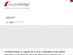 View More Information on Marple Bridge Consulting
