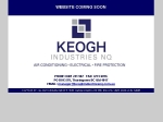 View More Information on Keogh Industries NQ