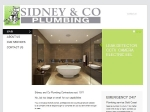 View More Information on Sidney & Co Plumbing