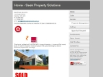 View More Information on Seek Property Solutions