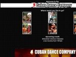 View More Information on Cuban Dance Company