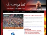 View More Information on Ablaze Print