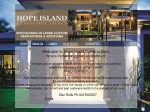 View More Information on Hope Island Constructions