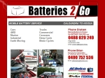 View More Information on Batteries 2 Go