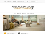 View More Information on Adelaide Discount Carpet Cleaning