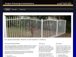 View More Information on Trojan Fencing Contractors