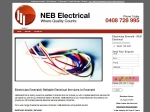 View More Information on NEB ELectrical