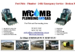 View More Information on McComb Plumbing & Gas