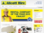 View More Information on Allcott Hire, Maroochydore