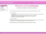 View More Information on In Focus Bookkeeping