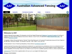 View More Information on Australian Advanced Fencing