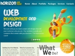 View More Information on Horizon Web Design