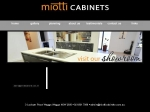 View More Information on Miotti Cabinets